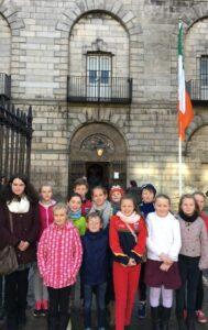 School Tour, 2016 Dublin